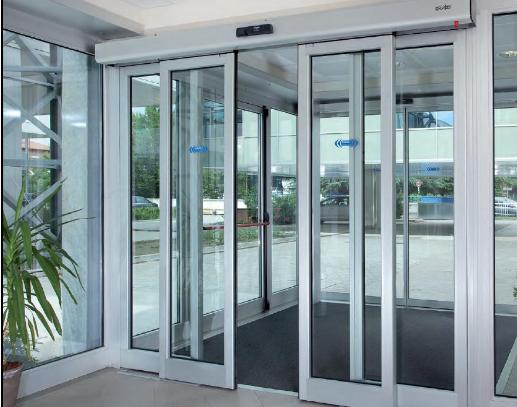 自动玻璃门价格